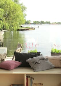 A'dam AAA country lakeside apt - Vinkeveen - Apartament