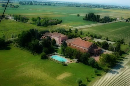 "Farmhouse ""Villa Grimani"" Feniletta - Pontecchio Polesine"
