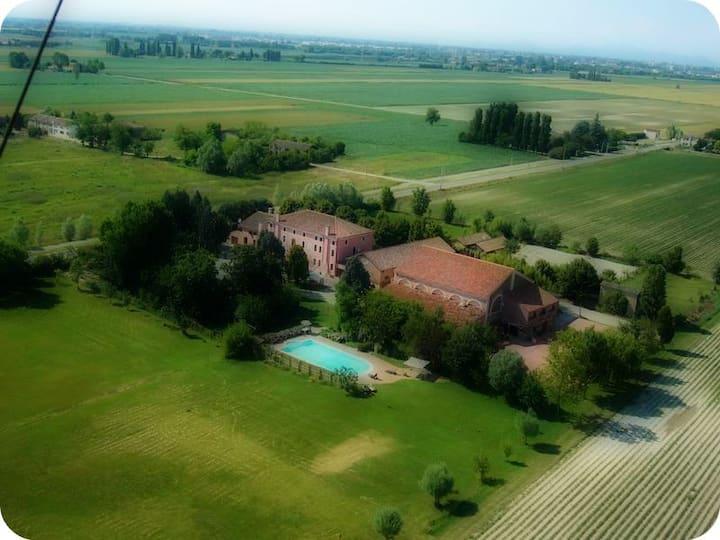 """Farmhouse """"Villa Grimani"""" Feniletta"""