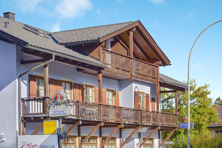 """Beautiful Katharinenhof Holiday Apartment """"Hausberg"""" with Balcony, Mountain View & Wi-Fi; Parking Available, Pets Allowed"""