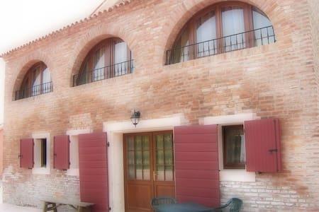 "Farmhouse ""Villa Grimani"" Feniletta - Pontecchio Polesine - Lejlighed"