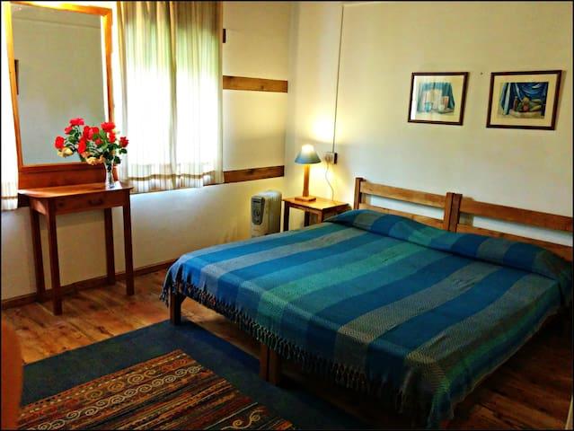 Single Room in 9 bed guest house - Raison Kullu Manali - Rumah