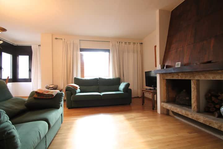 Apartamento en el centro de Andorra 8 personas