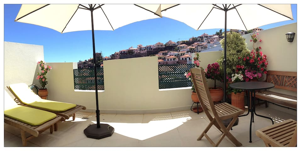 T1 VINTAGE, TERRACE, RELAX - Funchal