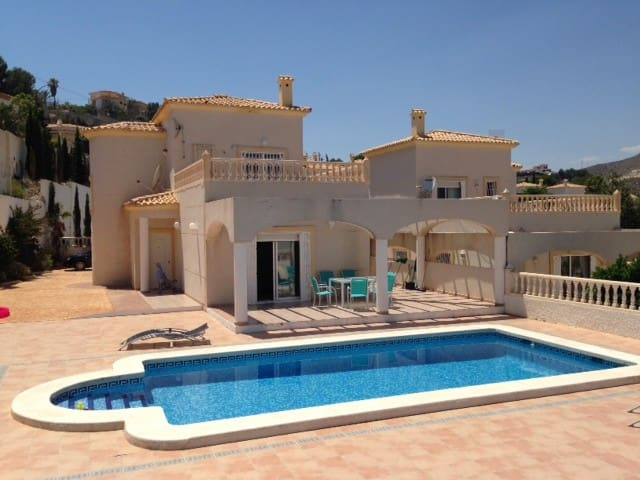 Spacious, quiet, comfortable - El Campello - Maison