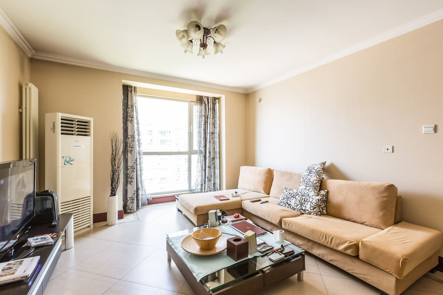 2BD 1BTH  (2Beds) Near World Trade