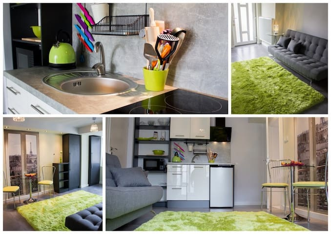 Apartament blisko centrum Jeżyce