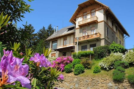 B&B in villa storica con ampio e rilassante parco - Pollone - Bed & Breakfast