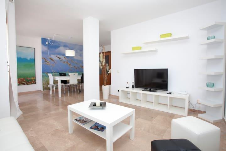Apartment Playa Illetas, Mallorca - Palma de Mallorca - Lägenhet