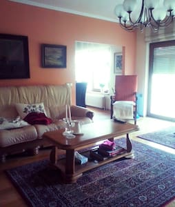 Room in house with swimming pool - Praha - Talo