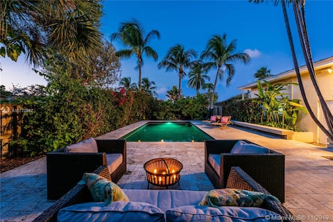 Miami - Private Perfect for Working from Home ****