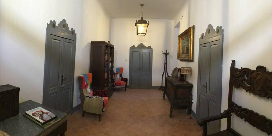 Le Stanze del Castello - La camera del Conte