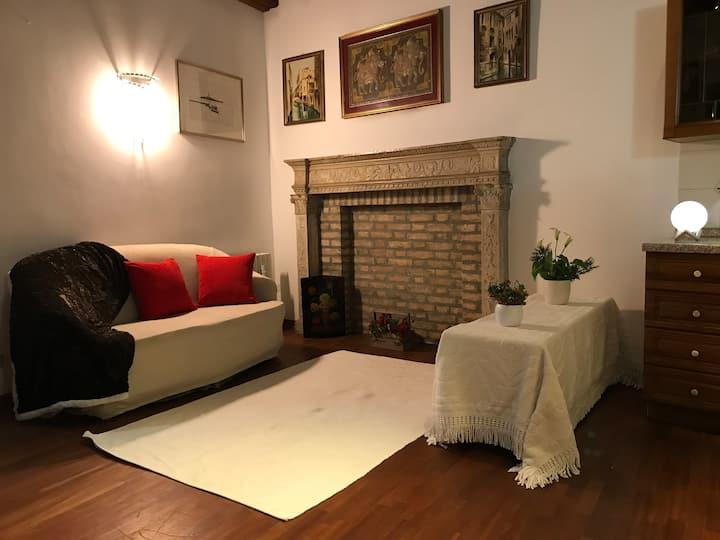 Cà Degli Amici (our Friends' House)