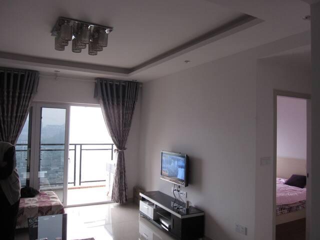 大世界时代附近,核心商圈 - Baoding Shi - Lägenhet