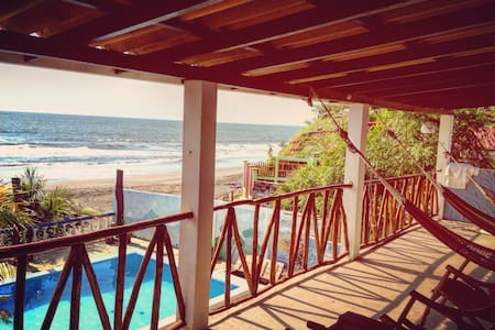 Nicaragua Surf Trip on a budget- Meals included! - Miramar