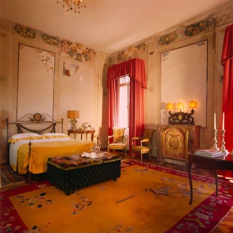 Villa Pisani – Bolognesi Scalabrin - Vescovana - Vila