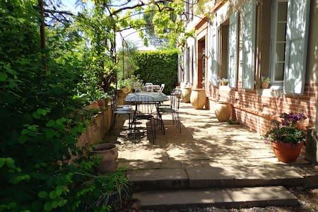 1 chambre d'hôtes près d'Albi  - Lescure-d'Albigeois - Bed & Breakfast