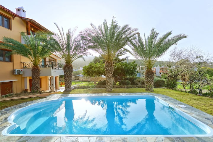 Villa Karteros- Private Pool