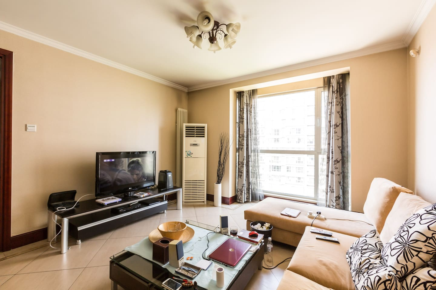 1BD 1BTH Serviced Apt in Fulicheng