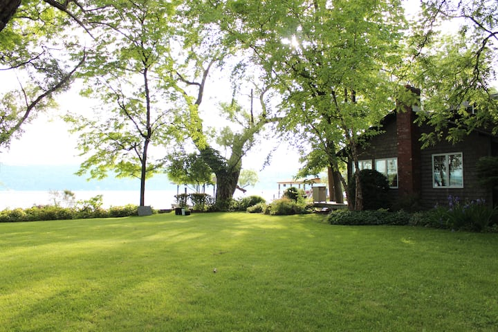 Cayuga Lake house with Easy Access
