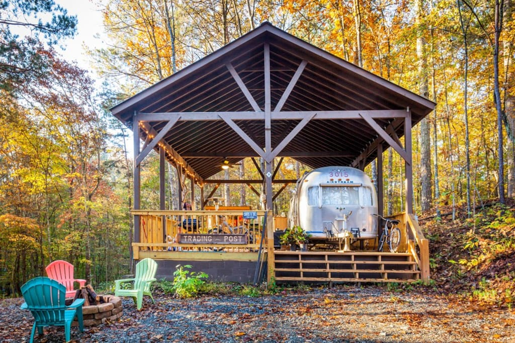 Top Airbnb Listings In Ellijay