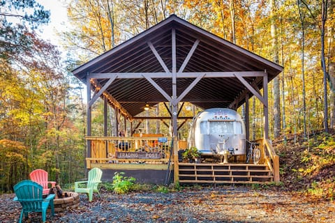 Experience Airstream Glamping