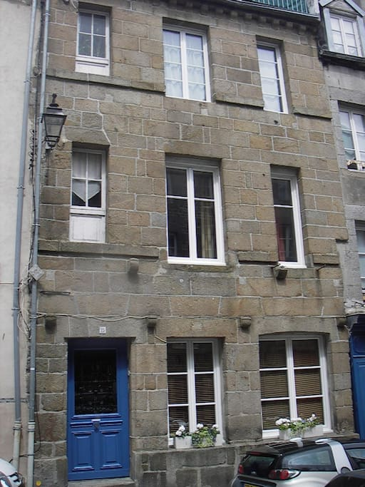 Maison 17e siècle du gîte