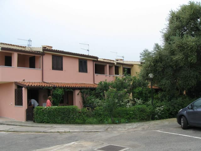 San Teodoro villaggio degli Ulivi