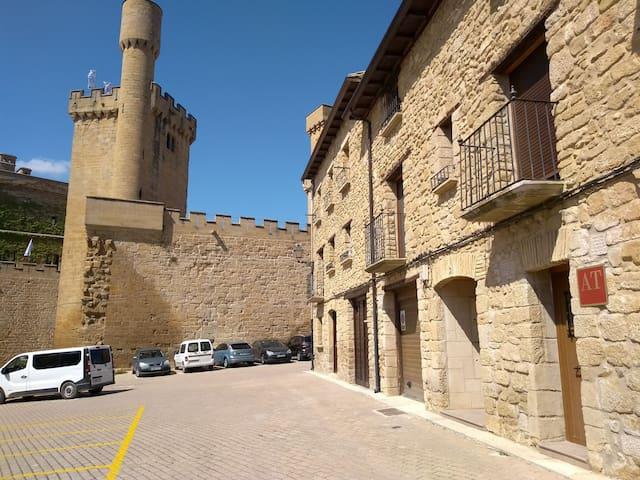 Apartamento turístico Castillo de Olite