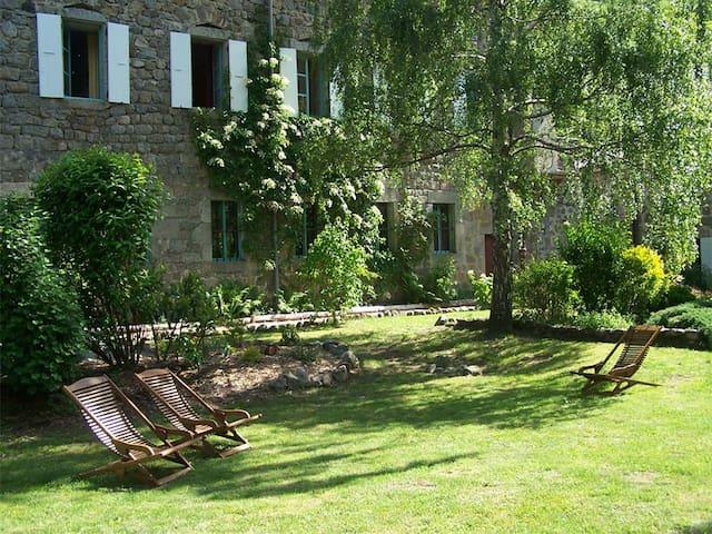 Gîte Le Moulinage Ardèche - Marcols-les-Eaux