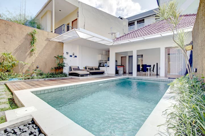 Great 2 Bedrooms Villa in Kuta! - Kuta - Ev