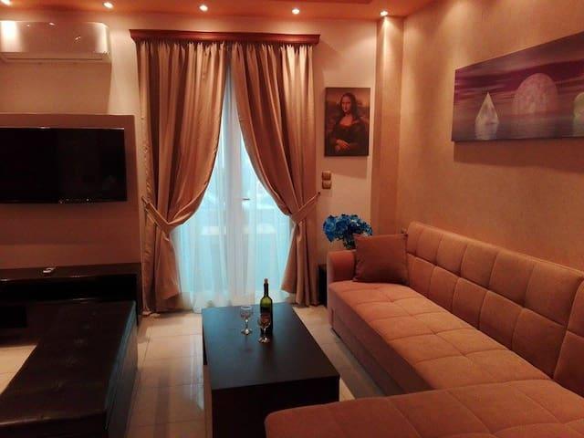 Safe Apartment - Iraklio - Hotellipalvelut tarjoava huoneisto