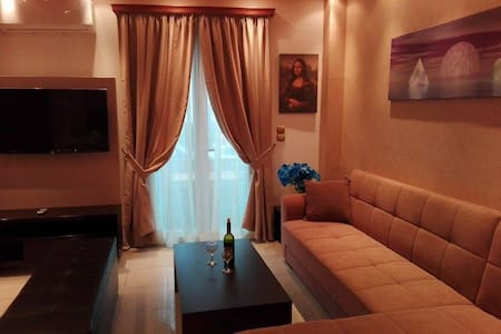 Safe Apartment - Iraklio - Serviceret lejlighed