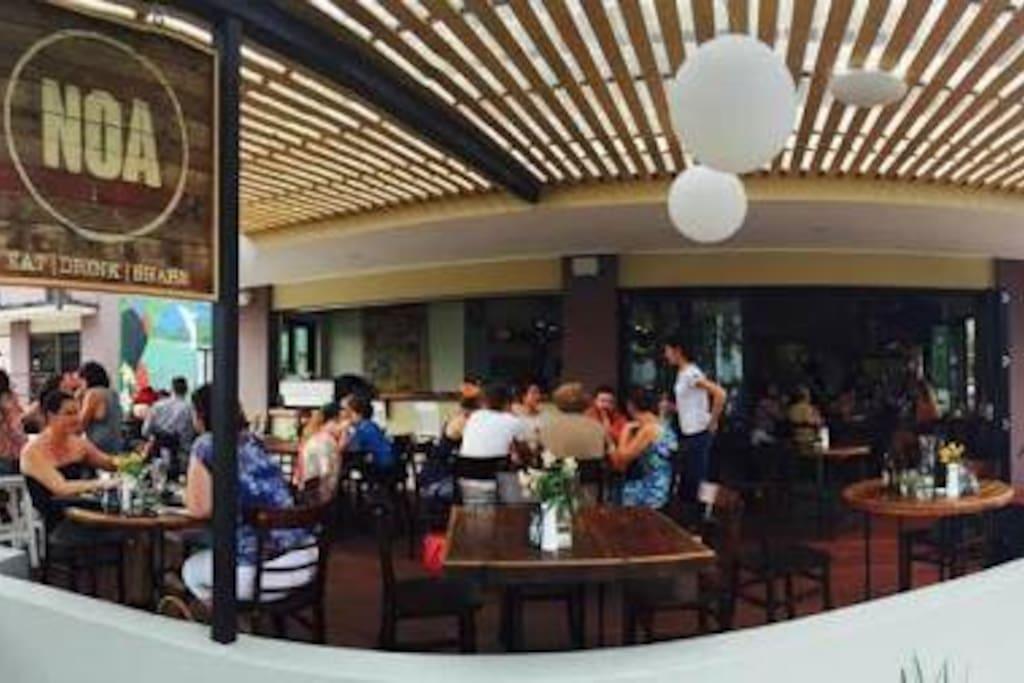 5Star 'NOA' Restaurant