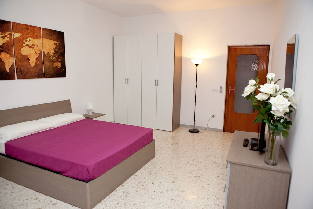 Double Room 1 with LCD TV