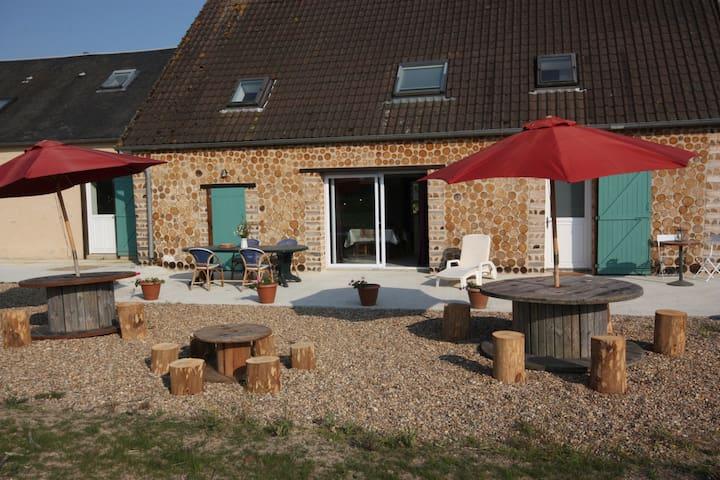 Gîtes à la campagne - Luzeret - Casa