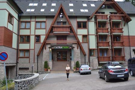Fatrapark Ružomberok - Ruzomberok - Lägenhet