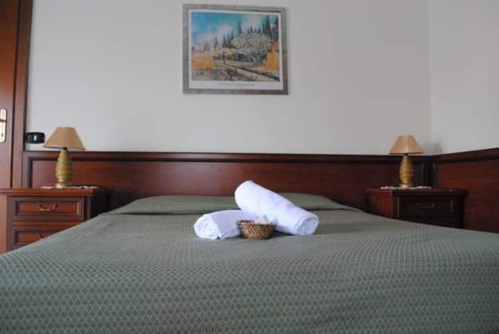 """ Camera Relax"" Ospedale San Filippo Neri Gemelli"