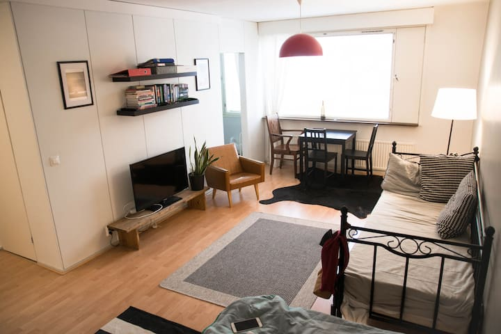 Lovely apartment next to downtown - Oulu - Apartament