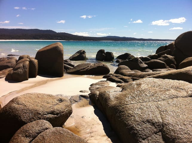 Bay of Fires Magic!