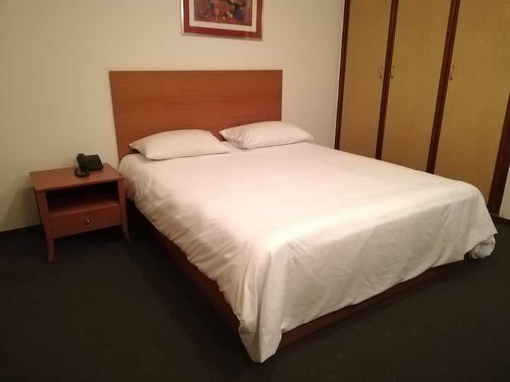 Studio (B) - Brazilia Suites Hotel
