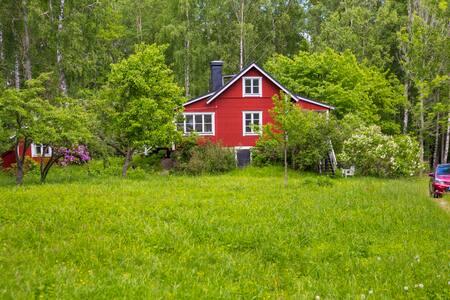 Secluded Stockholm Archipelagodream - Värmdö - Huis