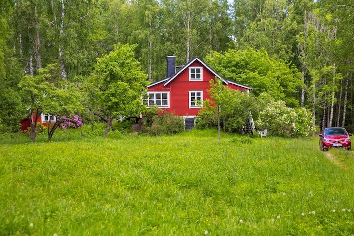 Secluded Stockholm Archipelagodream