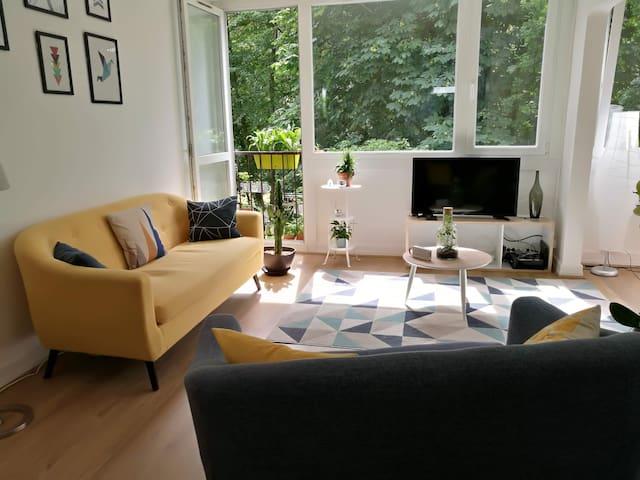 Chambre privée Lille dans appartement de standing