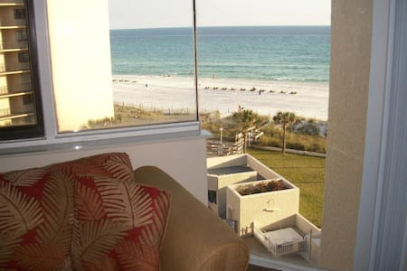 PCB Ocean-View Studio on the Beach! - Panama City - Condominium