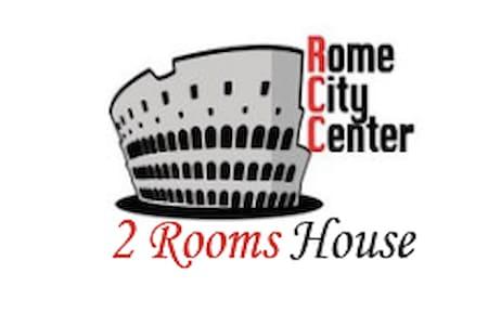 RomeCityCenter  2ROOMS HOUSE
