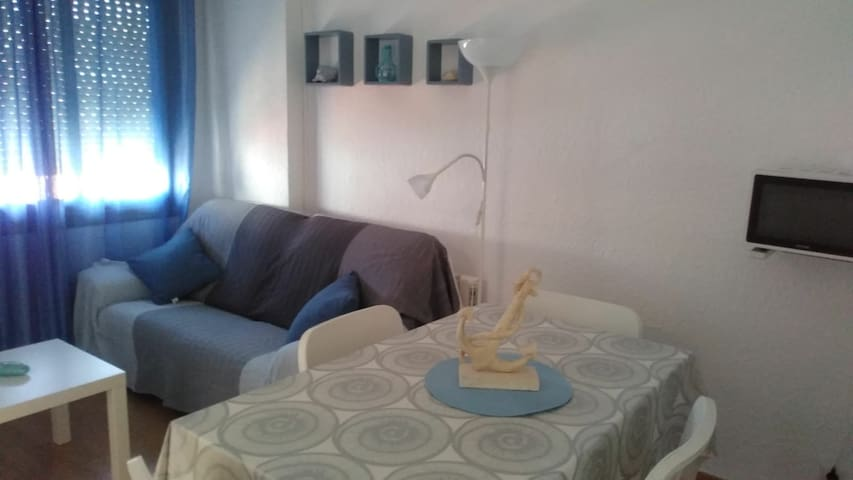 The best equipped apartment close to beach
