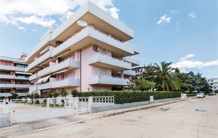 Holiday apartment with 2 bedrooms on 60m² in Villa Rosa TE