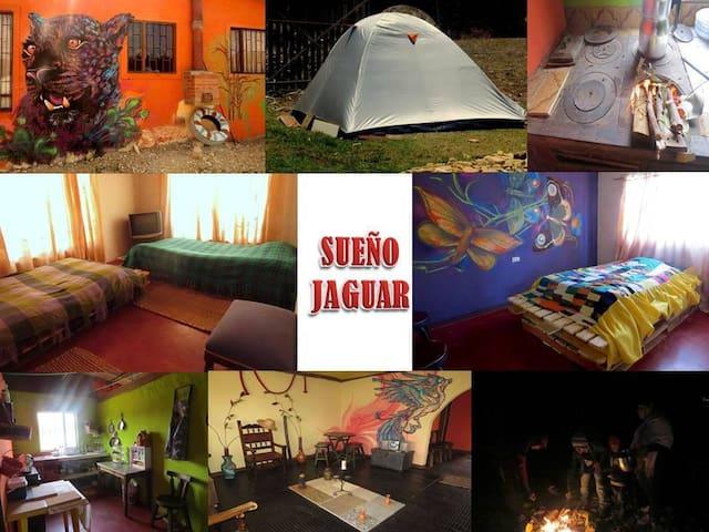 Casa rústica para aventureros en Suesca - Suesca - Hus