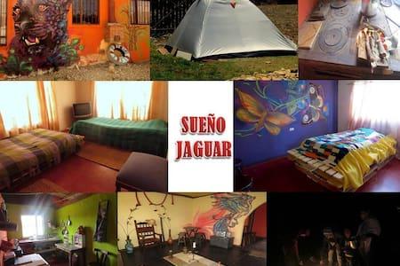 Casa rústica para aventureros en Suesca - Suesca - House
